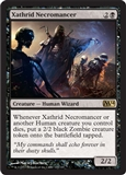 Magic the Gathering 2014 Single Xathrid Necromancer UNPLAYED (NM/MT)