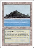 Magic the Gathering 3rd Ed (Revised) Single Tropical Island UNPLAYED (NM/MT)