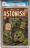 Tales to Astonish #27 CGC 1.8 (B) *1170986002*
