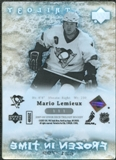 2007/08 Upper Deck Trilogy #111 Mario Lemieux /799