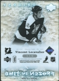 2007/08 Upper Deck Trilogy #119 Vincent Lecavalier /799