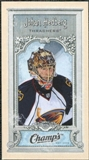 2008/09 Upper Deck Champ's Mini #C78 Johan Hedberg