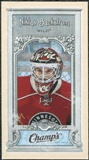 2008/09 Upper Deck Champ's Mini #C128 Niklas Backstrom