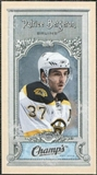 2008/09 Upper Deck Champ's Mini #C134 Patrice Bergeron