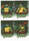 Teenage Mutant Ninja Turtles Set 1-125 (2003 Fleer)