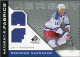 2007/08 Upper Deck SP Game Used Authentic Fabrics #AFSH Brendan Shanahan