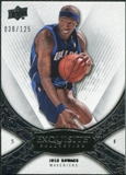 2008/09 Upper Deck Exquisite Collection #30 Josh Howard /125