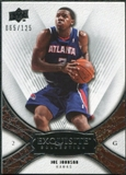 2008/09 Upper Deck Exquisite Collection #38 Joe Johnson 62/125