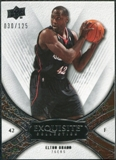 2008/09 Upper Deck Exquisite Collection #48 Elton Brand /125