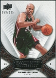 2008/09 Upper Deck Exquisite Collection #51 Richard Jefferson /125
