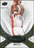 2008/09 Upper Deck Exquisite Collection #57 Monta Ellis /125