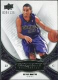 2008/09 Upper Deck Exquisite Collection #58 Kevin Martin /125