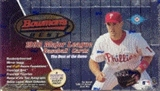 1999 Bowman's Best Baseball Hobby Box