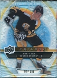 2009/10 Upper Deck Trilogy #102 Bobby Orr FIT /599