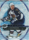 2009/10 Upper Deck Trilogy #106 Ilya Kovalchuk FIT /599