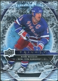 2009/10 Upper Deck Trilogy #110 Mark Messier FIT /599