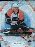 2009/10 Upper Deck Trilogy #112 Mike Richards FIT /599