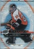 2009/10 Upper Deck Trilogy #117 Ron Hextall FIT /599