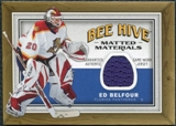 2006/07 Upper Deck Beehive Matted Materials #MMEB Ed Belfour