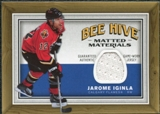 2006/07 Upper Deck Beehive Matted Materials #MMJI Jarome Iginla