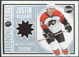 2002/03 Upper Deck Vintage Jerseys #HSJW Justin Williams