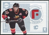 2002/03 Upper Deck Vintage Jerseys #SOJI Jarome Iginla SP
