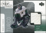 2001/02 Upper Deck UD Top Shelf Jerseys #MT Marty Turco