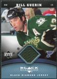 2006/07 Upper Deck Black Diamond Jerseys #JBG Bill Guerin