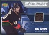 2006/07 Upper Deck Game Jerseys #JBG Bill Guerin