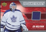 2006/07 Upper Deck Game Jerseys #JEB Ed Belfour