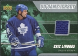2006/07 Upper Deck Game Jerseys #JEL Eric Lindros