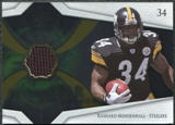 2008 Upper Deck Icons Future Stars Materials #FSM14 Rashard Mendenhall