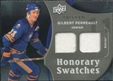 2009/10 Upper Deck Trilogy Honorary Swatches #HSGP Gilbert Perreault