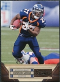 2011 Panini Timeless Treasures #52 Knowshon Moreno /499