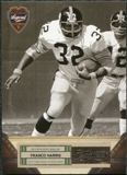 2011 Panini Timeless Treasures #113 Franco Harris /499