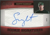 2011 Panini Timeless Treasures #206 Scotty McKnight RC Autograph /299