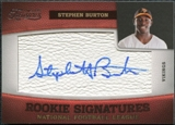 2011 Panini Timeless Treasures #210 Stephen Burton RC Autograph /297