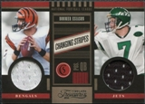 2011 Panini Timeless Treasures Changing Stripes #16 Boomer Esiason /249