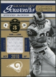 2011 Timeless Treasures Game Day Souvenirs 3rd Quarter #11 Steven Jackson /250