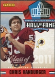 2011 Panini Timeless Treasures Hall of Fame #11 Chris Hanburger