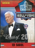 2011 Panini Timeless Treasures Hall of Fame #14 Ed Sabol