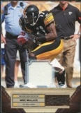 2011 Panini Timeless Treasures Jerseys #71 Mike Wallace /250