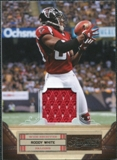 2011 Panini Timeless Treasures Jerseys #85 Roddy White /250