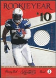 2011 Panini Timeless Treasures Rookie Year Materials #11 Ryan Mathews /99