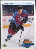 2010/11 Upper Deck 20th Anniversary Variation #455 Colby Cohen YG
