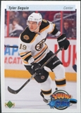 2010/11 Upper Deck 20th Anniversary Parallel #456 Tyler Seguin RC YG