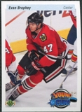 2010/11 Upper Deck 20th Anniversary Variation #459 Evan Brophey YG