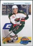 2010/11 Upper Deck 20th Anniversary Variation #468 Jared Spurgeon YG RC