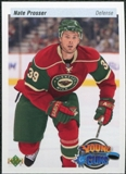2010/11 Upper Deck 20th Anniversary Variation #469 Nate Prosser YG RC
