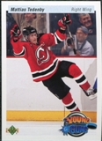 2010/11 Upper Deck 20th Anniversary Variation #480 Mattias Tedenby YG